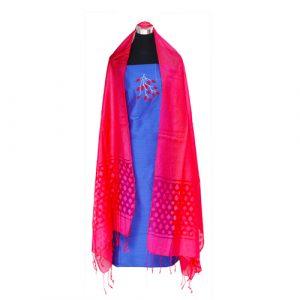 Churidhar Embroidery Top (SL4A6287)